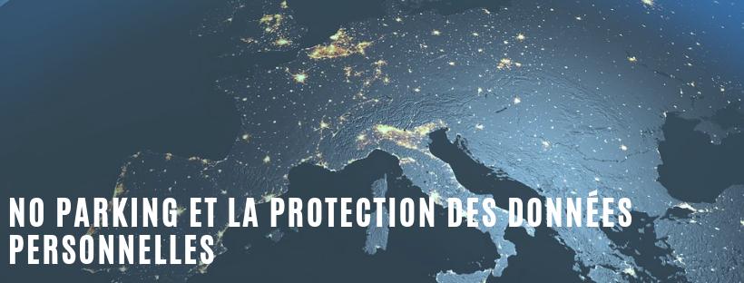 No Parking et la protection des données à caractère personnel
