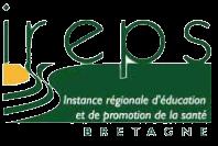 Logo de l'Instance Régionale d'Éducatin et la promotion de la Santé Bretonne